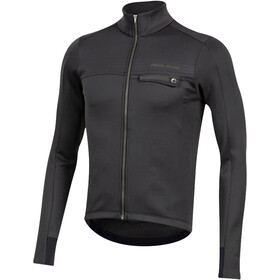 PEARL iZUMi Interval Thermo Langarm Trikot Herren phantom